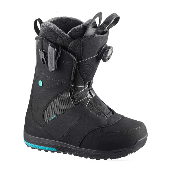 Salomon Ivy Boa wms black 17/18