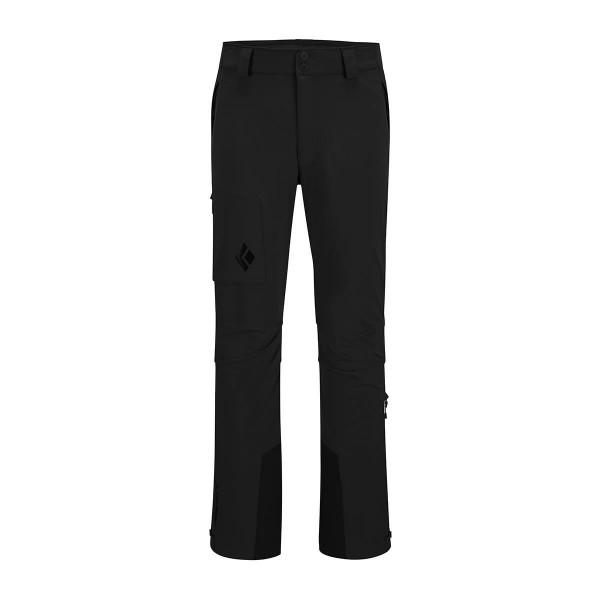Black Diamond Dawn Patrol LT Tour Pants smoke 15/16