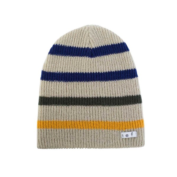 Neff Daily Stripe Beanie twill multi