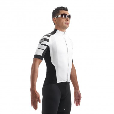 Assos SS.Cento S7 Jersey white panther 2016
