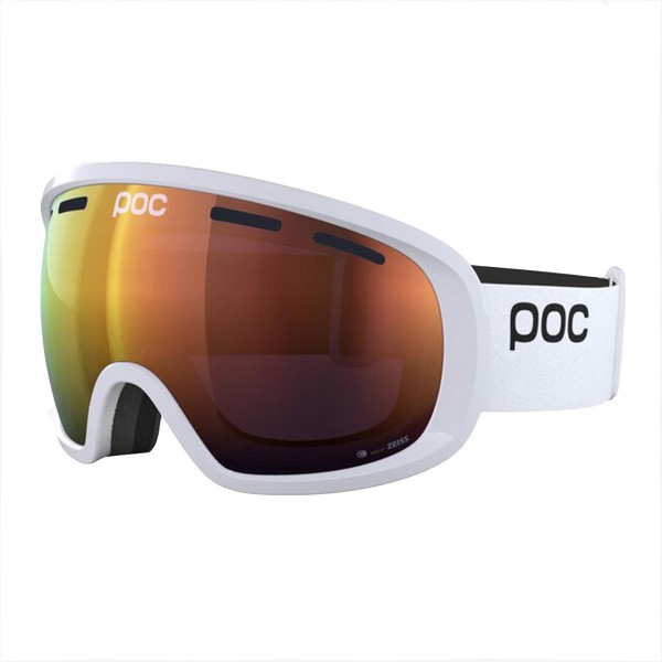 Poc Fovea Clarity hydrogen white / spek orange 20/21
