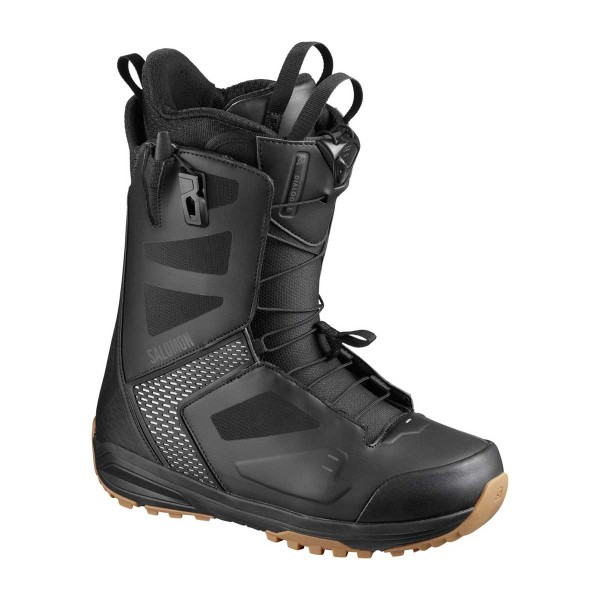 Salomon Dialogue black/grey viole 19/20
