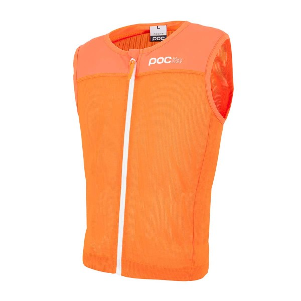 Poc POCito VPD Spine Vest kids orange 18/19