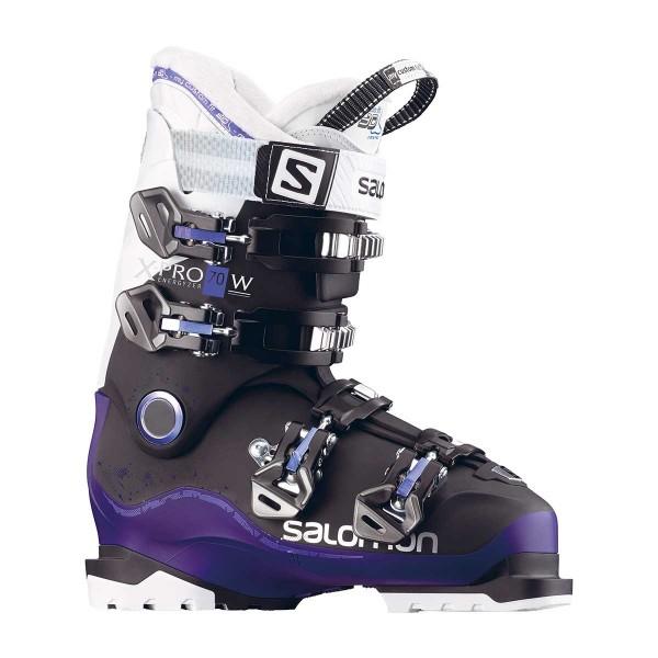 Salomon X Pro 70 W wms black/dk purple