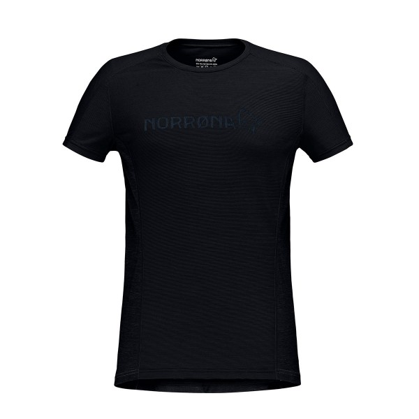 Norrona equaliser merino T-Shirt wms caviar 2020