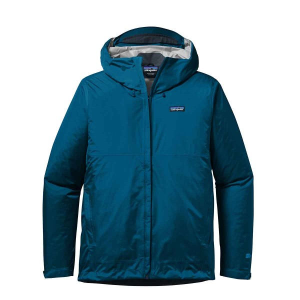 Patagonia Torrentshell Jacket big sur blue 2017