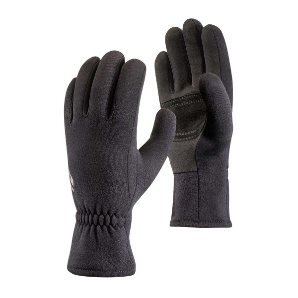 Black Diamond Midweight Screentap Glove black 19/20