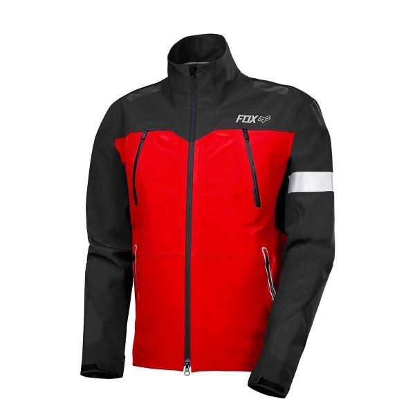 Fox Downpour Pro Jacket red/black 16/17