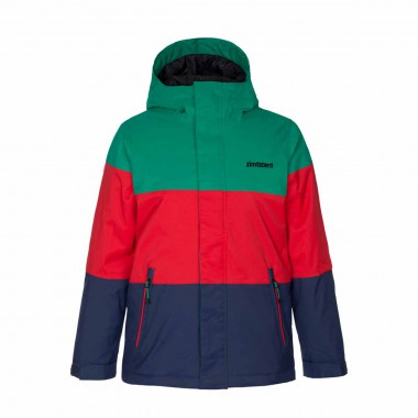 Zimtstern Bloc Snow Jacket boys emerald 14/15