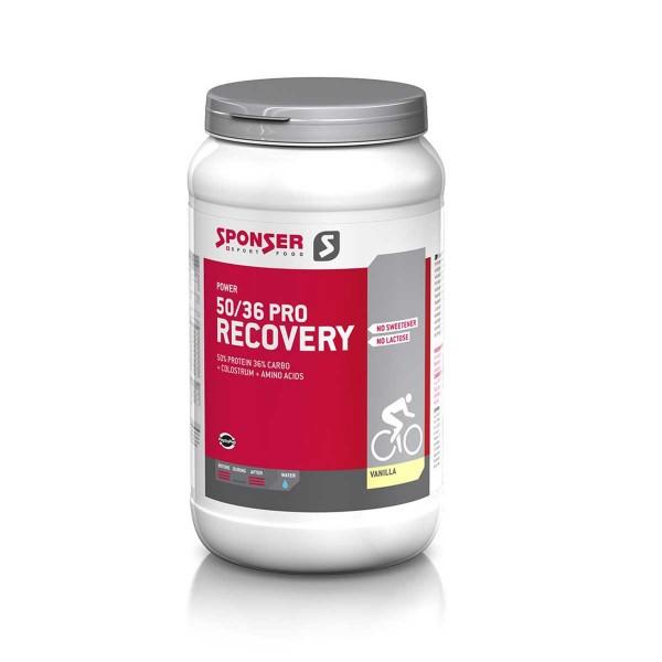Sponser Pro Recovery 800g mango 2017