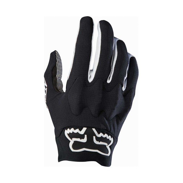 Fox Attack Glove black/white 2017