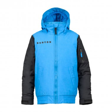 Burton Raider Jacket boys blue ray/bk 13/14