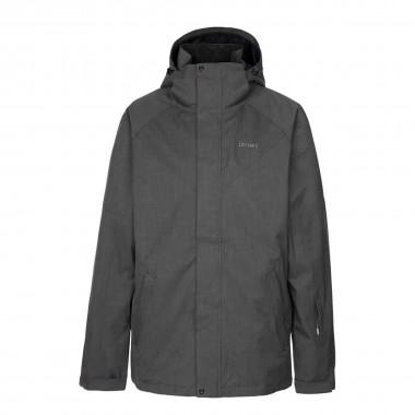 Zimtstern Boij Snow Jacket dark grey 14/15