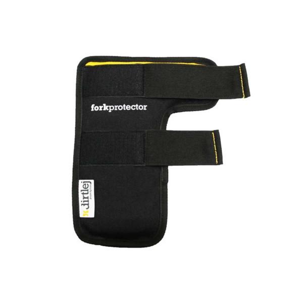 Dirtlej Fork Protector black