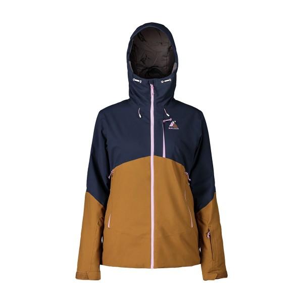 Maloja DorelaM. Padded Jacket wms mountain lake multi 19/20