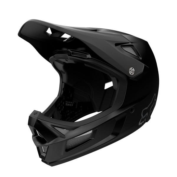 Fox Racing Rampage Comp mat black / black 2021