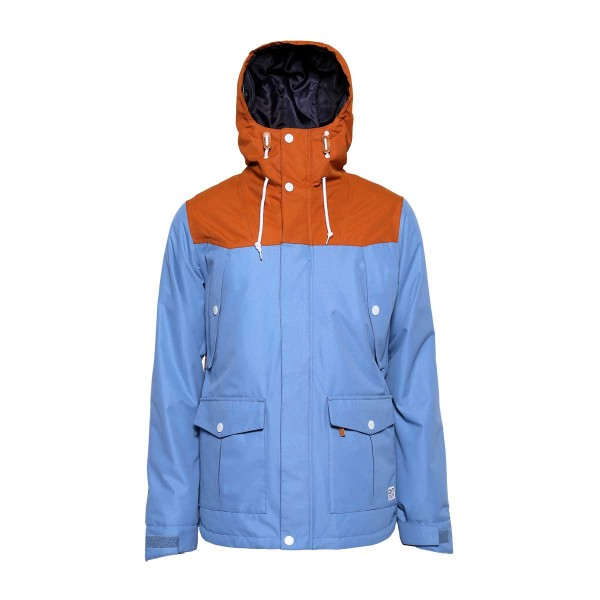 Colour Wear Charge Jacket shadow blue