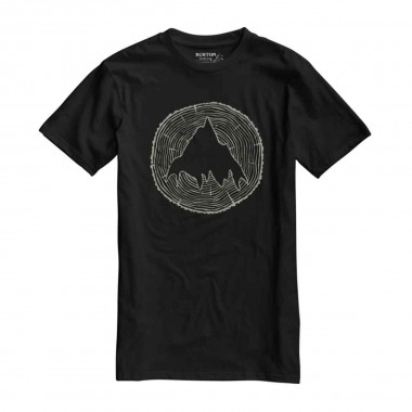 Burton Johnson Slim SS Tee true black 2016