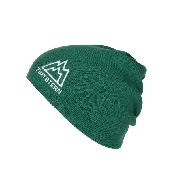 Zimtstern Zetaz Beanie dark green 16/17