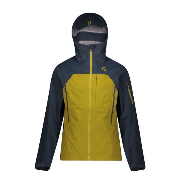 Scott Explorair 3L Jacket dark blue/ecru olive 20/2121/22