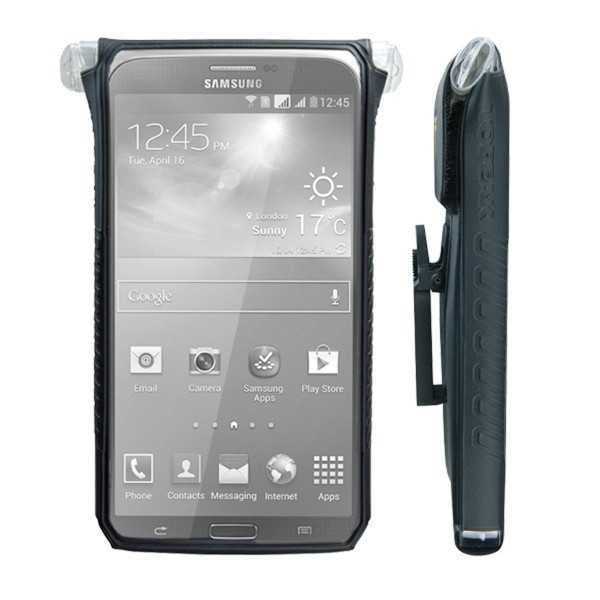 """Topeak TP DryBag für Smartphone 6"""" schwarz"""