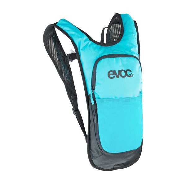 EVOC CC 2L mit 2L Trinkblase neon blue 2021