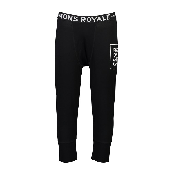Mons Royale Shaun-off 3/4 Legging black 18/19