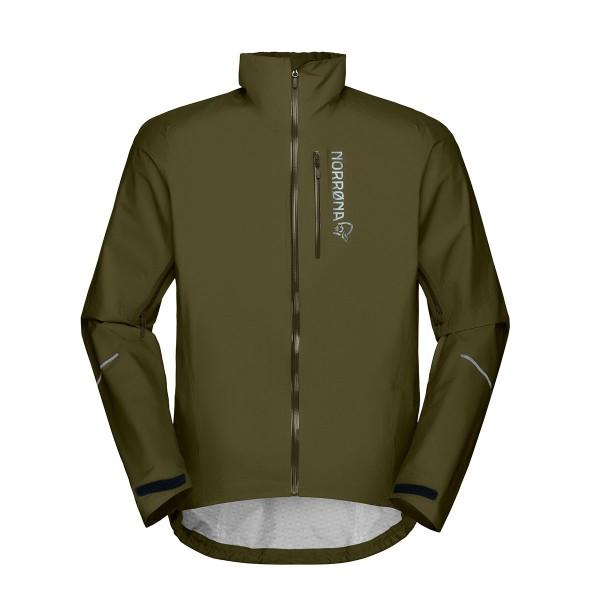 Norrona fjora dri1 Jacket olive drab 2020