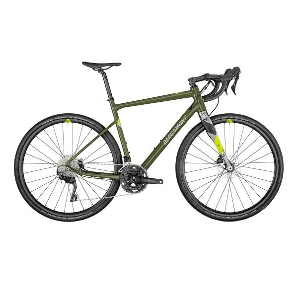 Bergamont Grandurance 6 green 2021