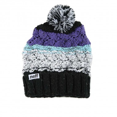 Neff Whim Beanie wms black/purple 13/14