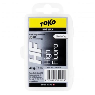 Toko HF Hot Wax black 40g 15/16
