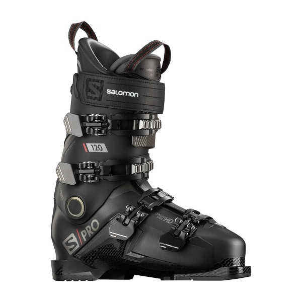 Salomon S/Pro 120 black/belluga/red 20/21