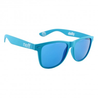 Neff Daily Shades blue rubber 2016