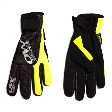 Oneway Tobuk-7 Glove black/yellow 14/15