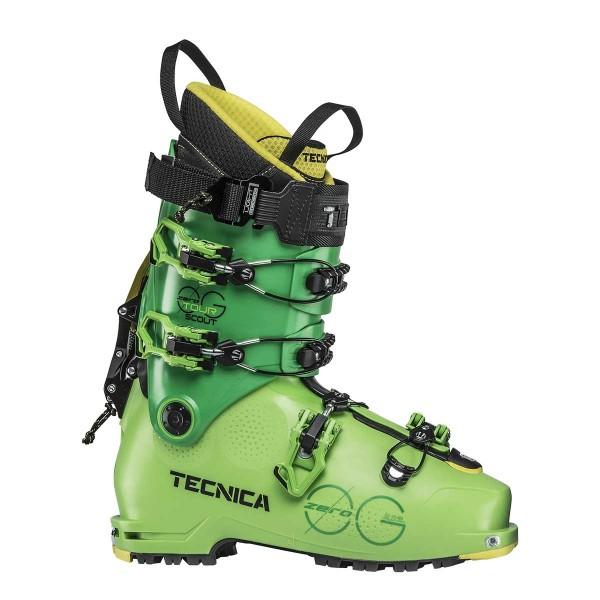 Tecnica Zero G Tour Scout bright green 19/20