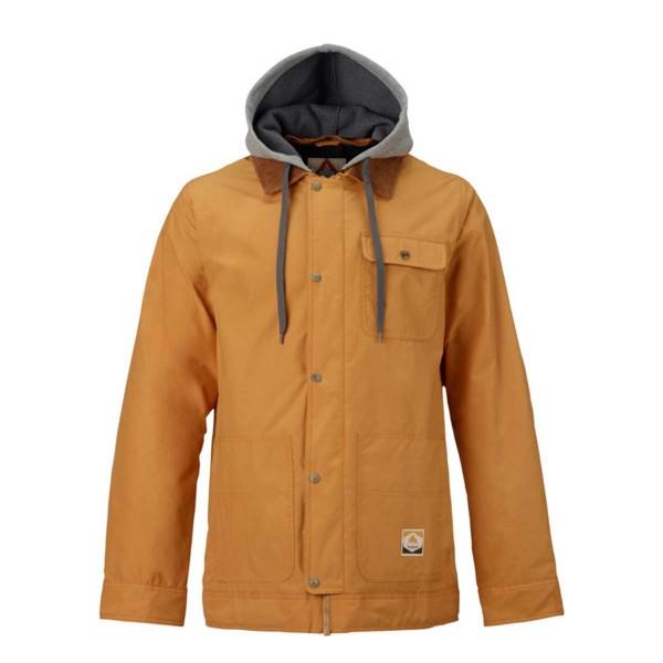 Burton Dunmore Jacket syrup waxed 16/17