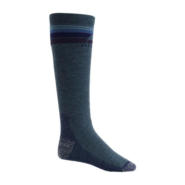 Burton Emblem Midweight Sock indigo heather 18/19