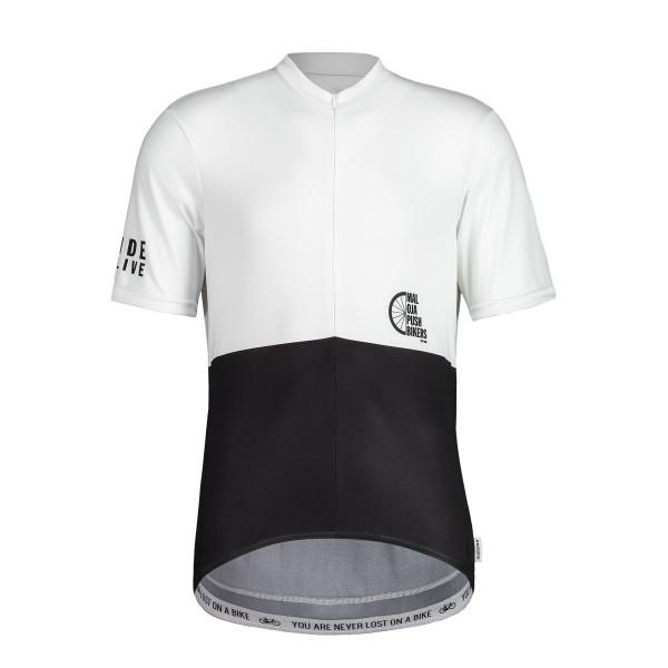 Maloja PushbikersM. Basic SS Bike Jersey moonless 2020