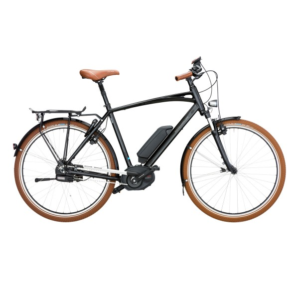 Riese & Müller Cruiser NuVinci 500 Wh 2017