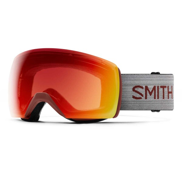 Smith Skyline XL oxide / ChromaPop Photochromic red mirror 19/20