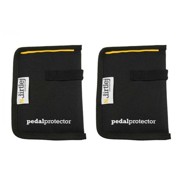 Dirtlej Pedal Protector Paar black