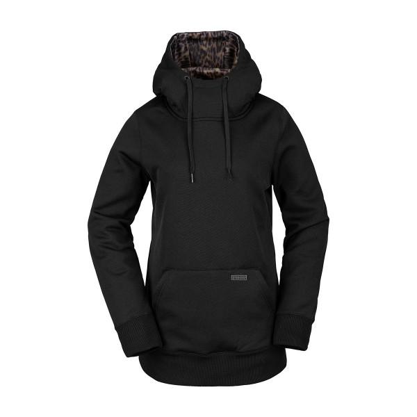 Volcom Yerba Pullover Fleece wms black 20/21