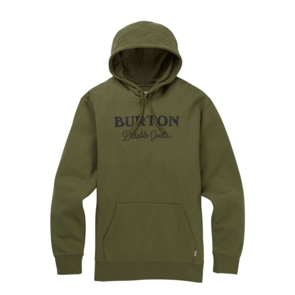 Burton Durable Goods Pullover dusty olive 18/19