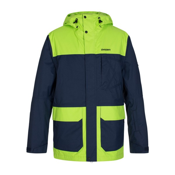 Zimtstern Jontez Snow Jacket navy