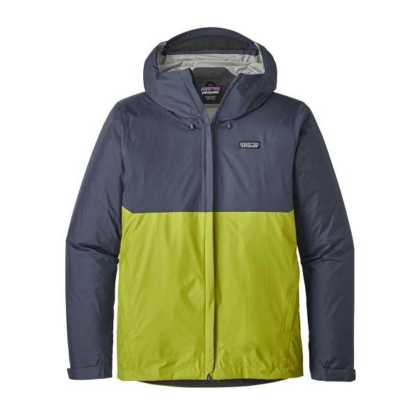 Patagonia Torrentshell Jacket blue/green 2018