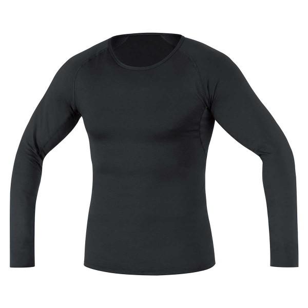 Gore Wear Base Layer Thermo Shirt langarm black 18/19