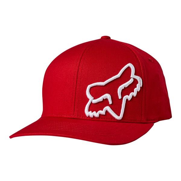Fox Racing Flex 45 Flexfit Hat chili 2021