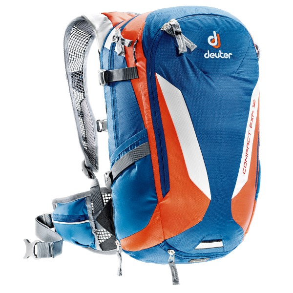 Deuter Compact EXP 12 steel-papaya 2016