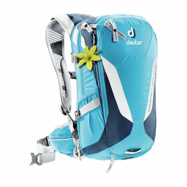 Deuter Compact EXP 10SL turquoise-midnight 2017