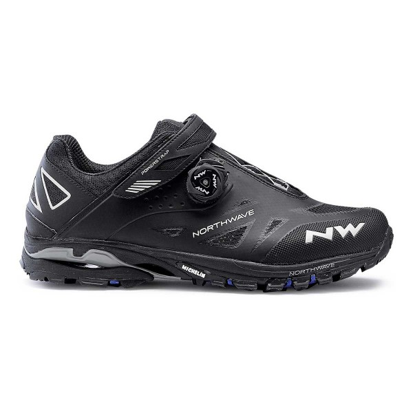 Northwave Spider Plus 2 anthracite / black 2018